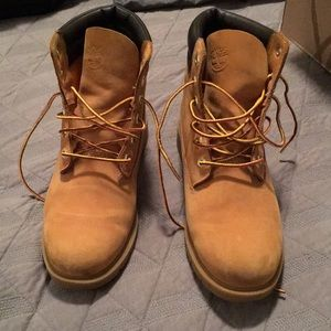 Timberland Ortholite Boots